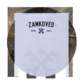 Logo «Zamkoved»