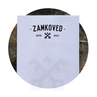 Logo «Zamkoved»